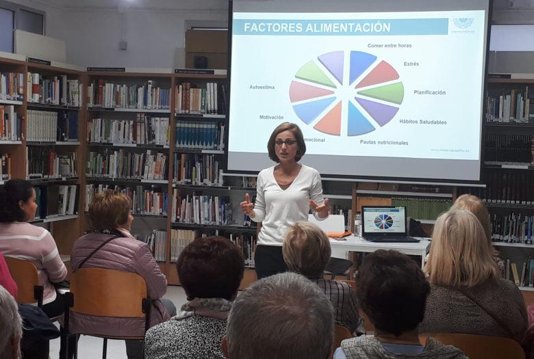 Minerva Castillo Coach Salud Bienestar Empresa Saludable Conferencias