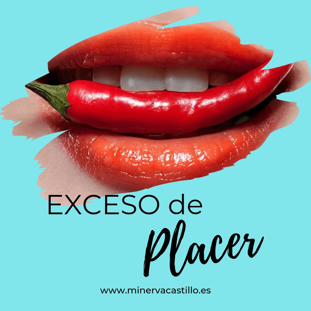 exceso de placer, Minerva Castillo, Coach salud, vacíos emocionales, salud y bienestar, empresa saludable, programas empresa saludable