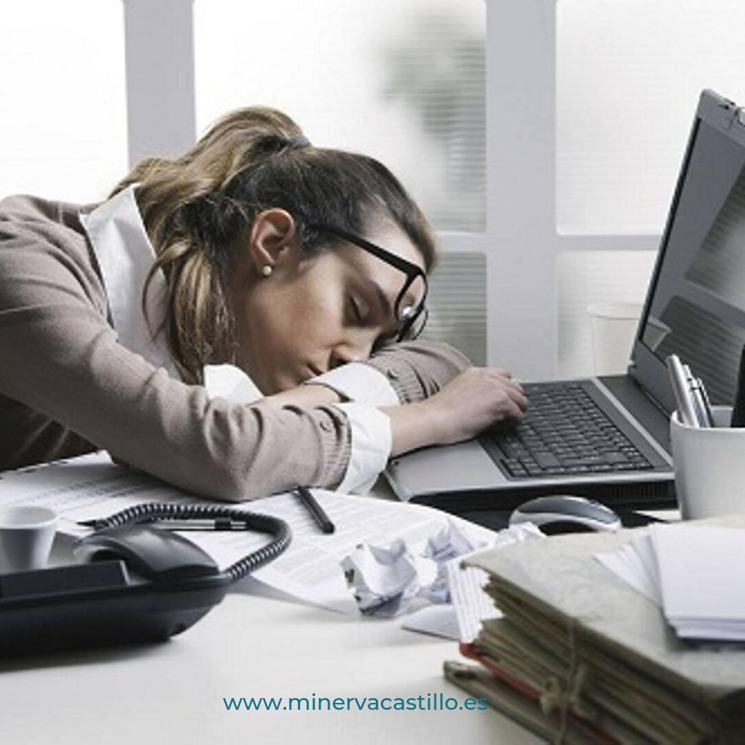 Descanso, dormir, habitos saludables, empresa saludable, salud y bienestar, programas empresa saludable, Minerva Castillo Coach salud y bienestar, OMS