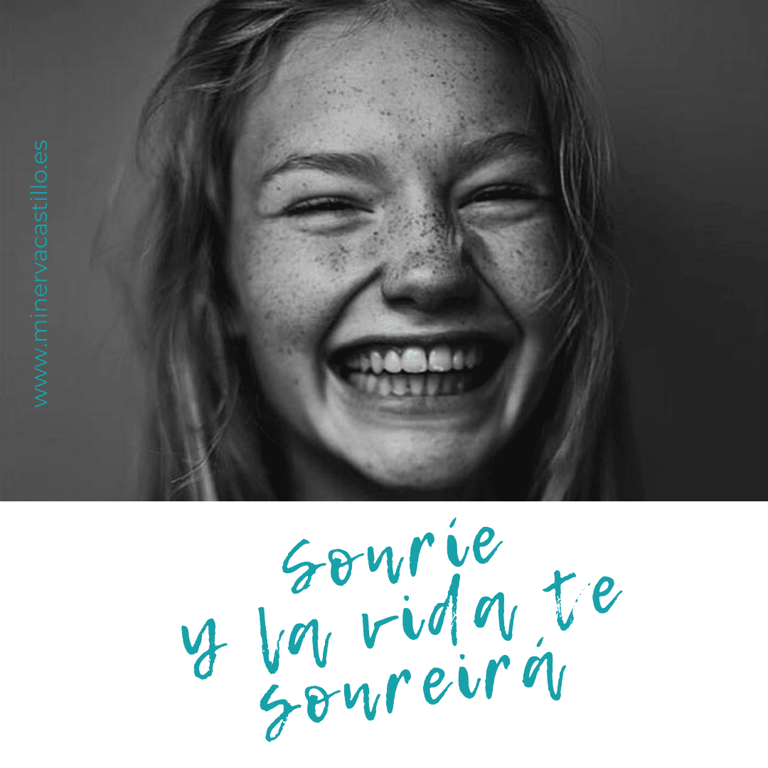 Sonreir aumenta productividad en empresa, minerva castillo coach, salud y bienestar, empresas felices, organizaciones saludables, programas salud y bienestar empresa