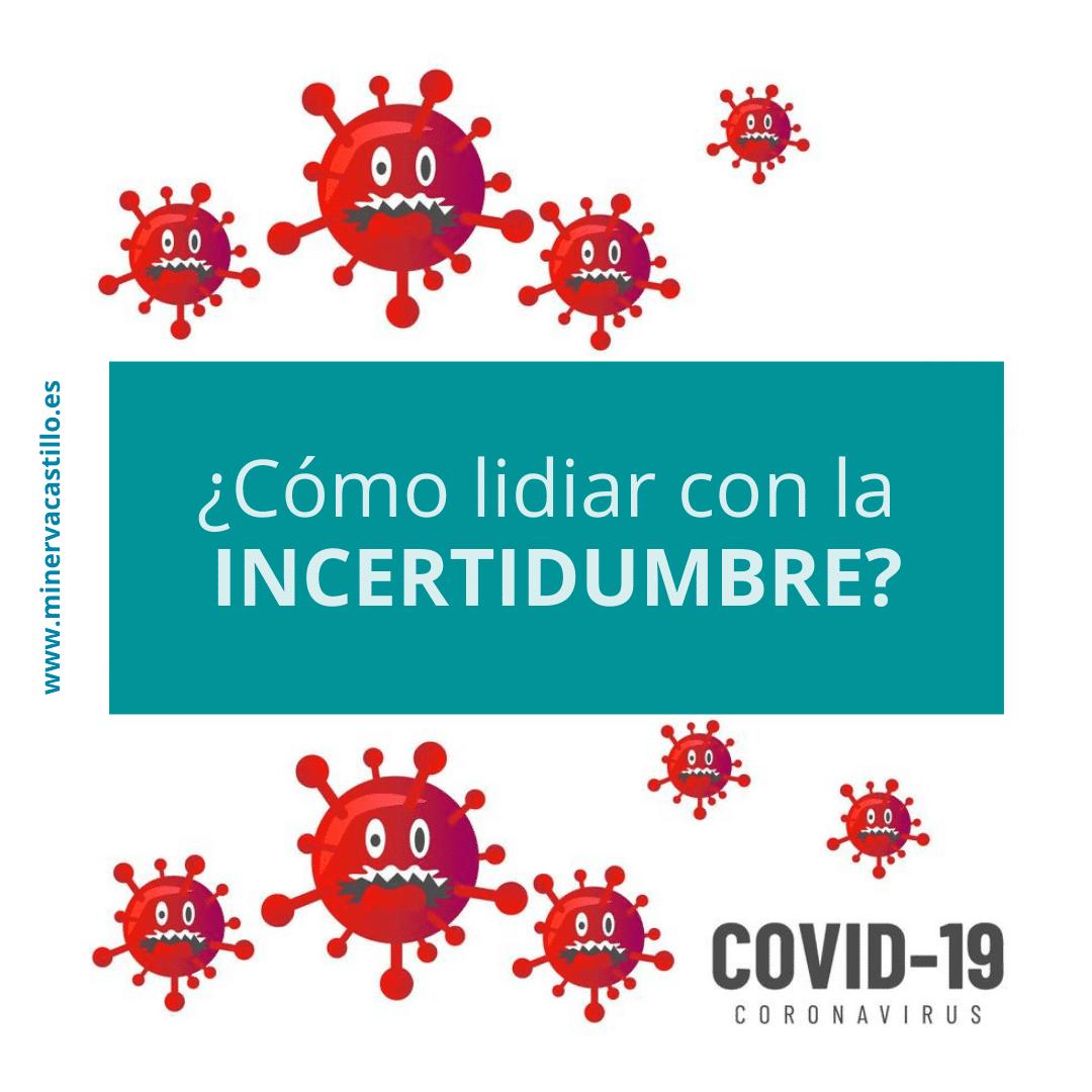 COVID-19 Minerva_Castillo_Coach, Empresa Saludable, Incertidumbre, Estrés, mindfulness, ods3, rrhh, prevención